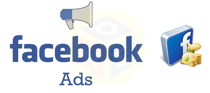 hình quảng cáo facebook